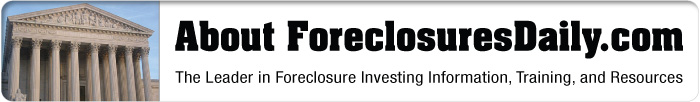about us foreclosures daily properties