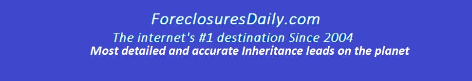 Inheritance leads